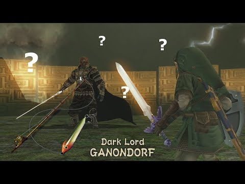 Can You Beat Ganondorf With A Fishing Rod?