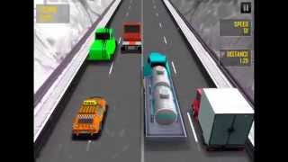 taxi rush 3d racing and driving in traffic game gameplay trailer teaser