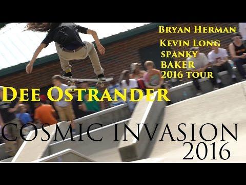 COSMIC INVASION 2016