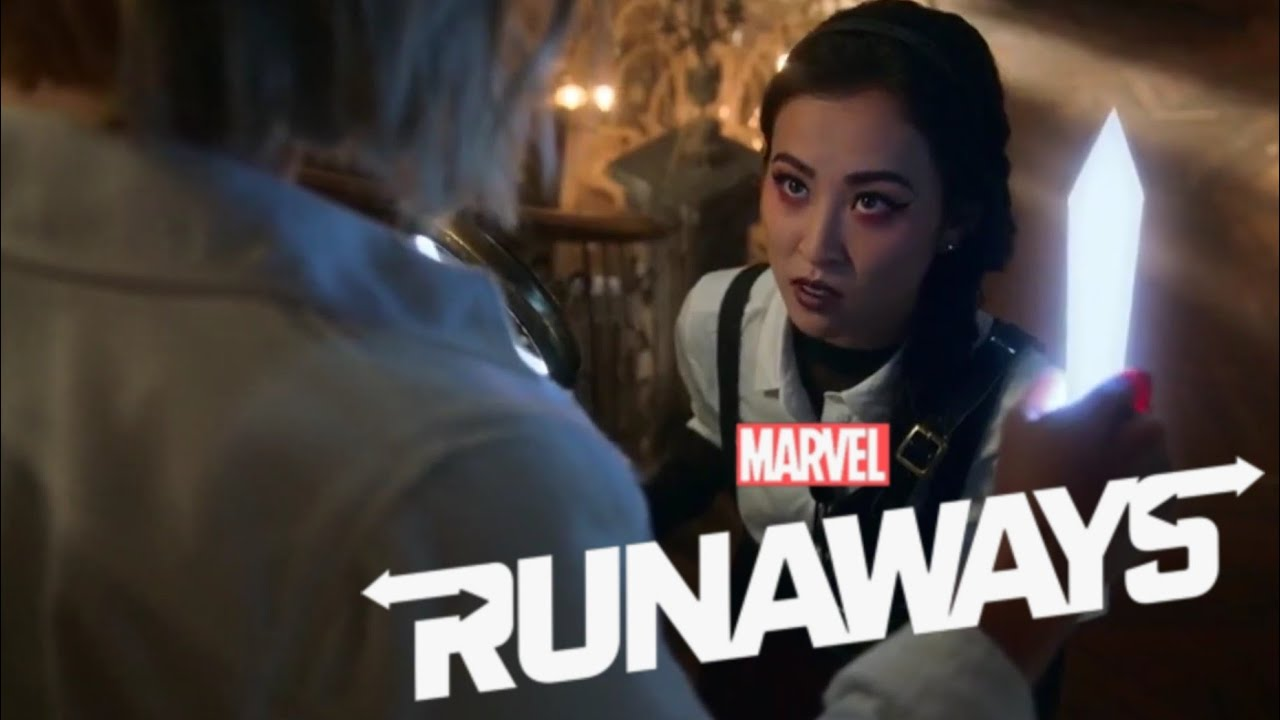 Download Marvel's Runaways Season 3 - Cloak and Dagger Summoned by Nico