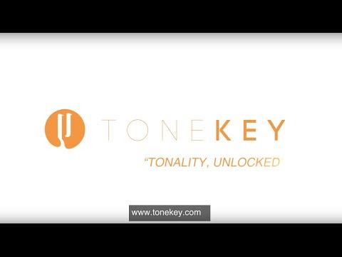 ToneKey. MIDI based music theory software.