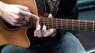 Biffy Clyro - How to play Many Of Horror