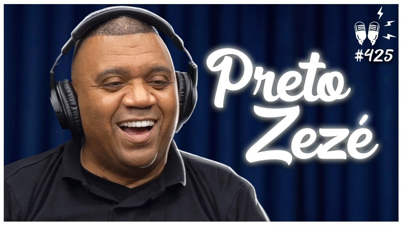 Download [PRESIDENTE DA CUFA] PRETO ZEZÉ - Flow Podcast #425