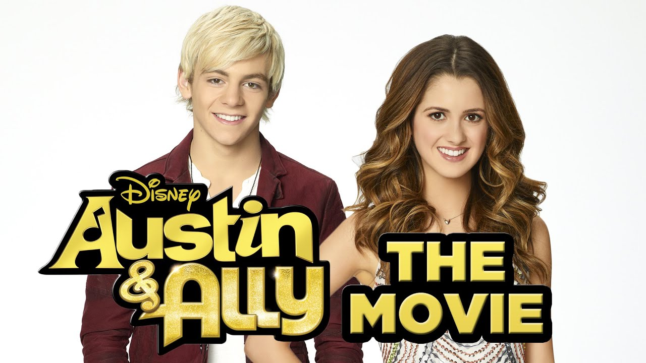 austin and ally naked