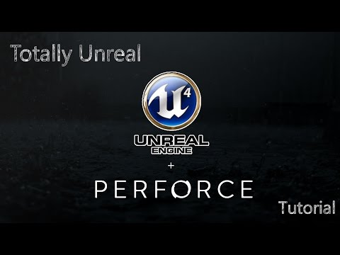 Unreal Engine 4 / Perforce Setup - Pt 4 (External Connection Setup)