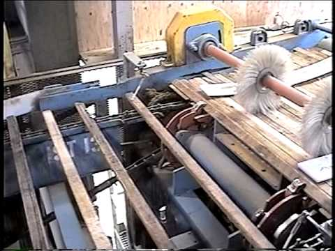 GBI Lumber Stacker - Clearwater Paper Sawmill - Part 1 of 2