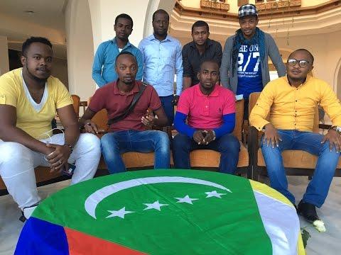 SUPPORTERS - En direct avec l'AESCT (Etudiants comoriens en Tunisie)
