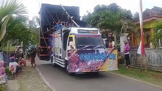 """MD 2000""audio sound system karnaval ds.Petungsewu dsn.Codo,Sengonrejokec.Wagir Malang tgl.15-8-2017"