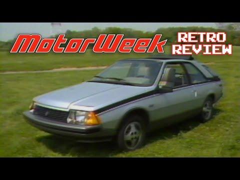 Retro Review: 1982 Renault Fuego Turbo
