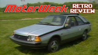 Retro Review: 1982 Renault Fuego Turbo
