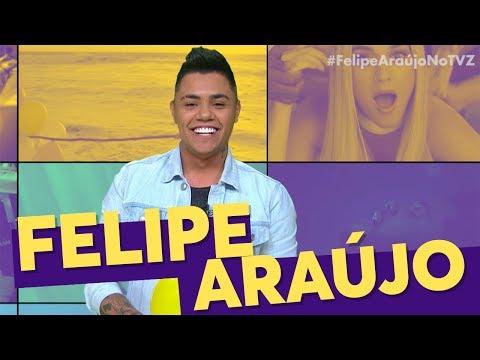 Um Sertanejo Para  Felipe Araújo  TVZ ao Vivo  Música Multishow