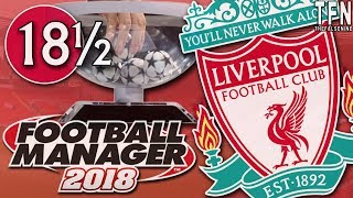 #FM18 Football Manager 2018 / Liverpool / Episode 18½: Champions League Group Stage Draw