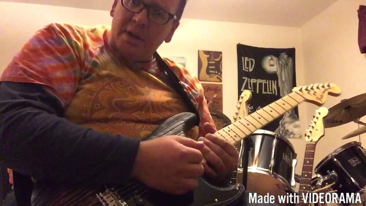 tone city king of blues guitar pedal review youtube. Black Bedroom Furniture Sets. Home Design Ideas