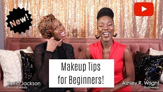 A Moment with Ashley- Makeup Tips for Beginners