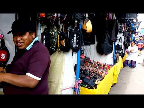 Comercio en Tacna | Feria Boliviana
