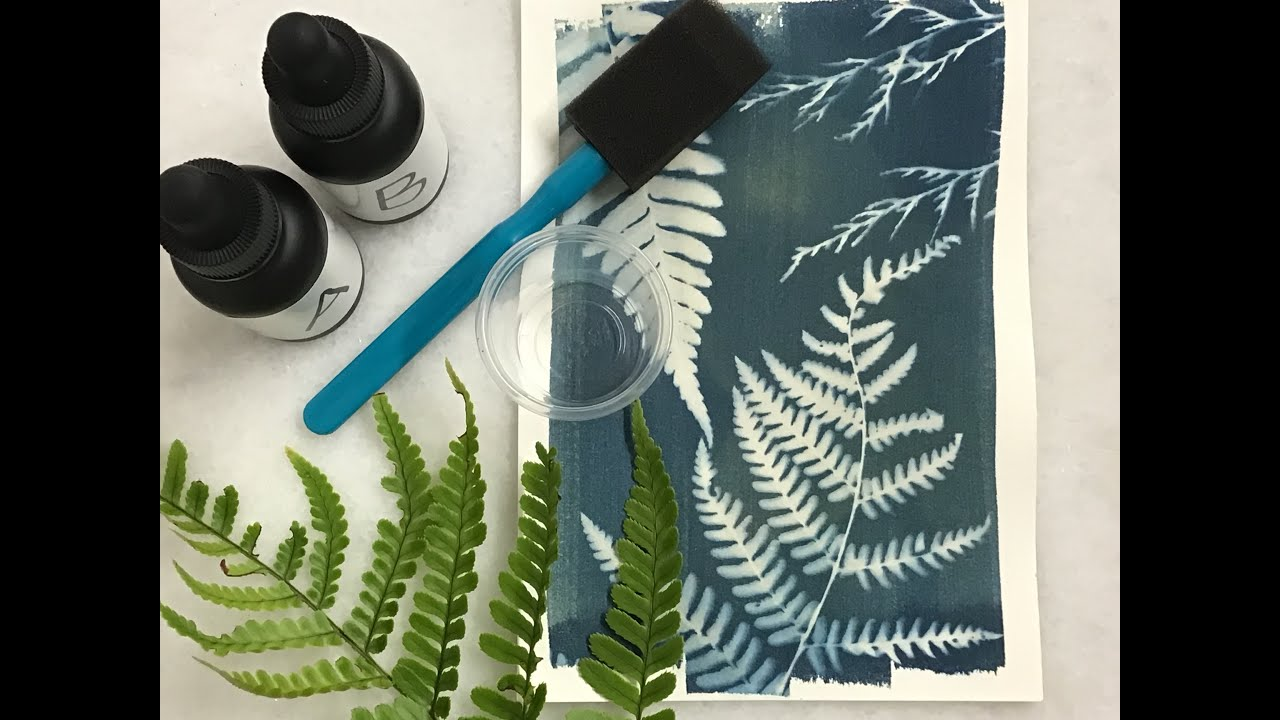 Cyanotype Tutorial
