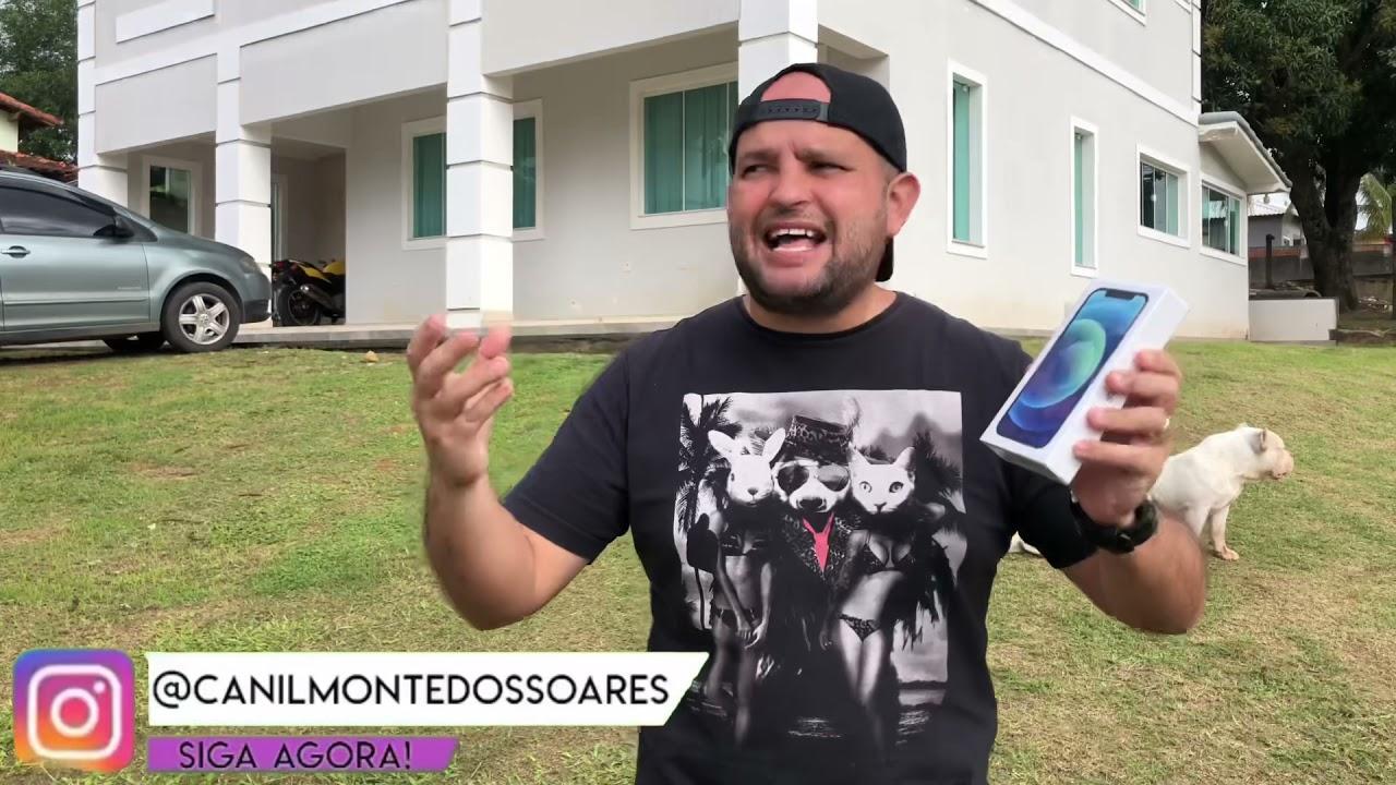 🔥HOJE ALGUÉM VAI GANHAR UM FILHOTE OU IPHONE 12 OU DINHEIRO @canilmontedossoares