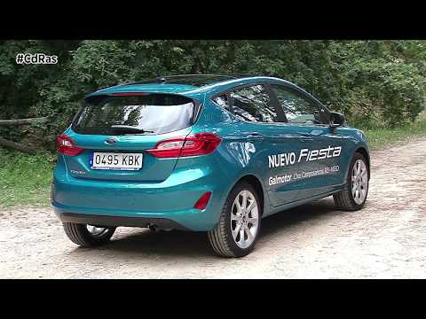 TEST DINMICO FORD FIESTA 2018 HIGHLIGHTS ACTIONS By CdRas