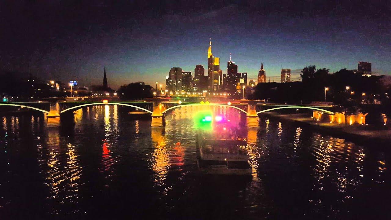 Partyschiff Frankfurt