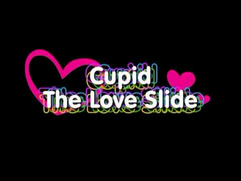 The Love Slide Cupid