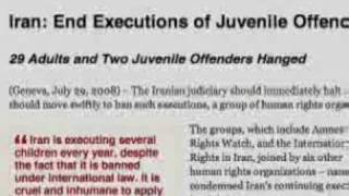 In one day, 29 convicts hanged in Iran (IranVNC.com)