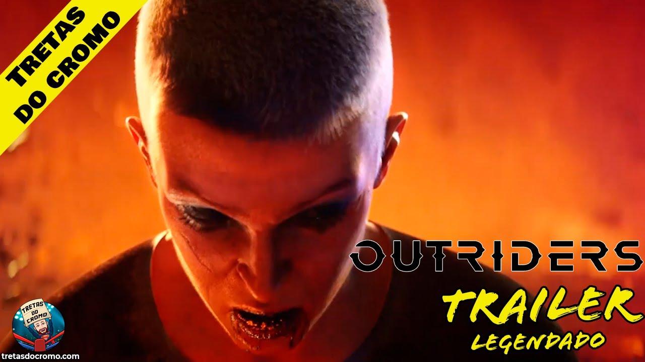 Outriders: Trailer de lançamento