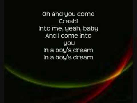 Dave Matthews - Crash Into Me lyrics
