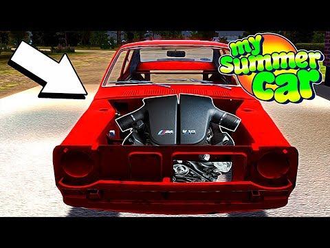 Сборка ДВИГАТЕЛЯ в My Summer Car или Никита механик от БОГА!