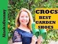 Best Garden Shoes - Crocs & Sloggers