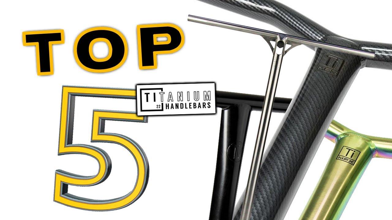 Top 5 Best Titanium Scooter Bars Youtube