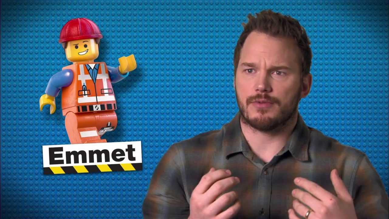 Image result for Chris Pratt the lego movie