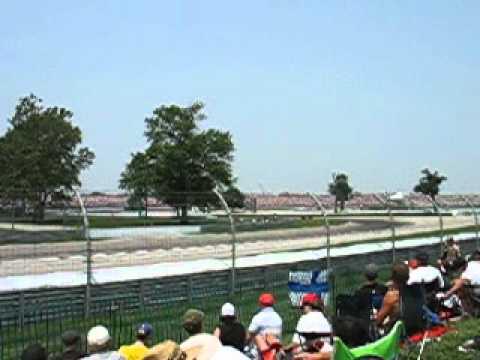 Formula One 2006 USGP incredible acceleration
