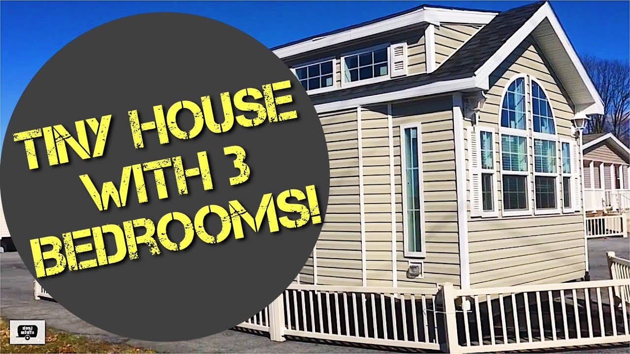 Tiny House With 3 Bedrooms Youtube