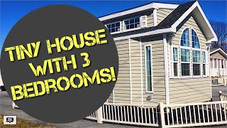 TINY HOUSE With 3 Bedrooms!