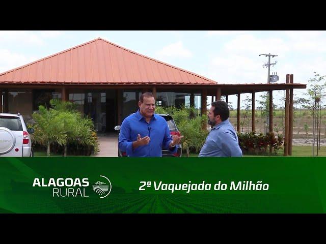 Cidade do Pilar se prepara para receber a 2ª Vaquejada do Milhão