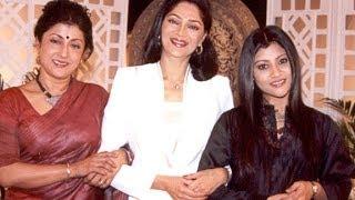 Rendezvous with Simi Garewal - Aparna Sen & Konkana Sen (2003)