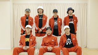 "DA PUMP ""live 20th"" ver. DANCE LECTURE!!"