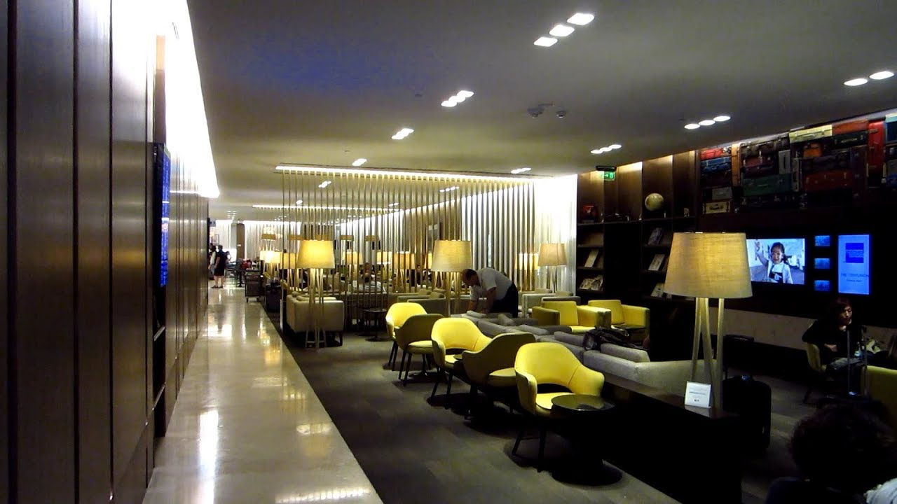 The American Express Centurion Lounge Buenos Aires