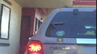 white power structure supporter- another army sticker