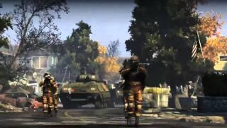 Видео-превью игры Homefront