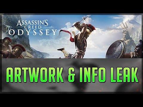 ASSASSIN'S CREED ODYSSEY - ARTWORK und Infotext LEAK - Assassins Creed Odyssey deutsch thumbnail