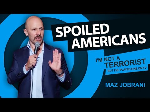 """Spoiled Americans"" 