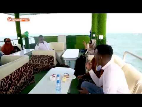 Muuqaal Yaab leh Mogadishu City Beach Liido beach in Mogadishu 2019 Dalxiis dalkada