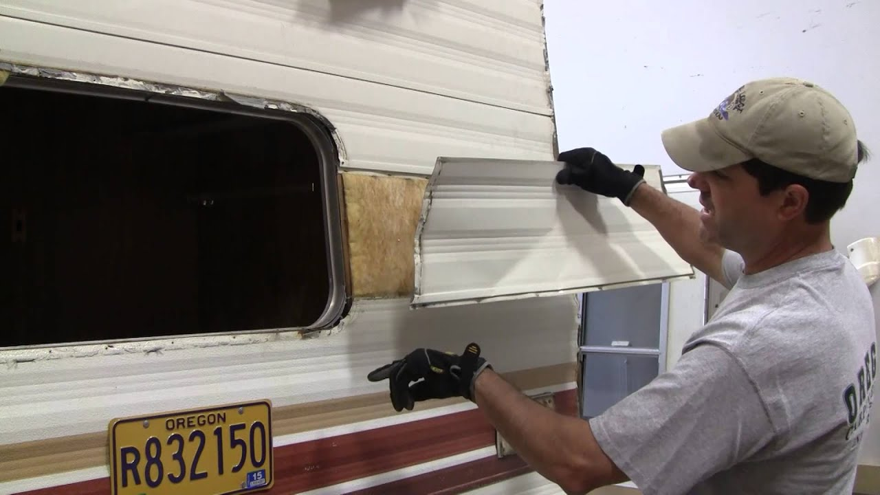 replacing a single piece of siding 2 youtube