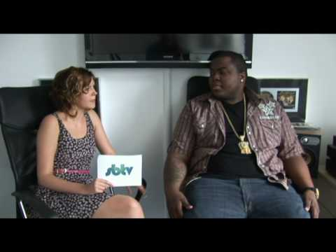 SB.TV Interviews - Sean Kingston interview [S1.EP40]