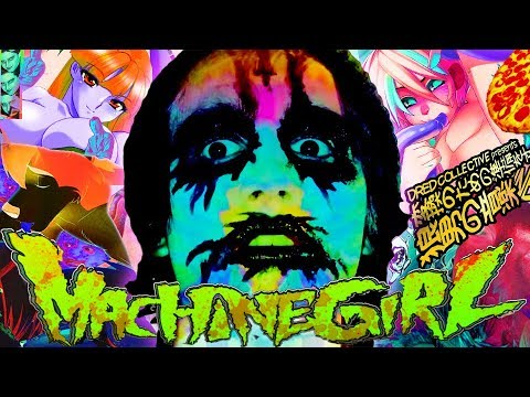 Machine Girl - 5 Hour Playlist/Mega Mix