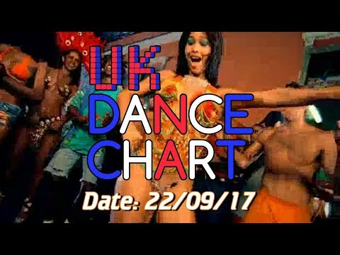 UK TOP 40 - DANCE SINGLES CHART (22/09/2017)