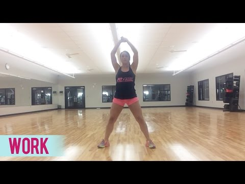 Lil Jon - Work (Dance Fitness with Jessica)