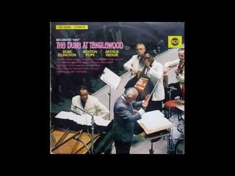 The Duke At Tanglewood - Duke Ellington with the Boston Pops Orchestra
