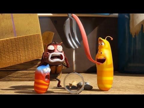 LARVA - BALANCE | Cartoon Movie | Videos For Kids | Larva Cartoon | LARVA Official